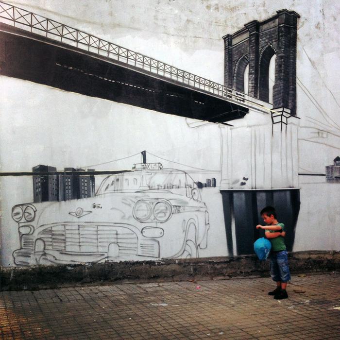 Decoración con graffiti ponferrada
