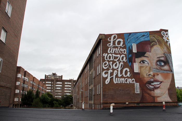 GRAFFITI CONSEJO DE LA JUVENTUD PONFERRADA